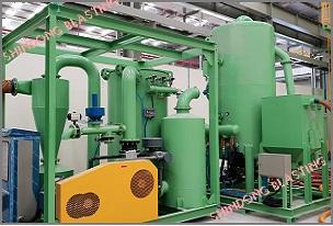 Công nghệ máy phun bi làm sạch<br/>bề mặt cho ngành sơn phủ